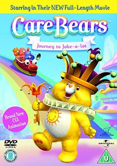 From 0.45 Care Bears - Journey To Joke-a-lot [dvd]