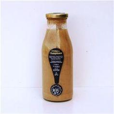 Crema de champiñones 500 cc Deliciosa crema de champiñones, elaborada solamente con productos totalmente naturales   Crema de champiñones Casa Riu. Producto natural, sin conservantes ni colorantes.  http://www.selectosfragola.com/product/1933/0/0/1/Crema-de-champinones-500-cc.htm