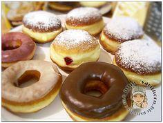 Dough Donut: RECIPE