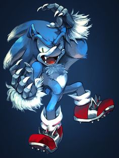 """30.7.2013 Sonic The Werehog """