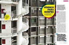 Época São Paulo's spreads on Behance