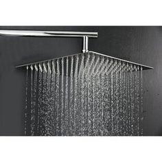 AKDY 1.8 GPM Rain Adjustable Shower Head   Wayfair Spa Shower, Shower Hose, Shower Arm, Hand Held Shower, Rain Shower, Dream Shower, Dual Shower Heads, Fixed Shower Head, Modern Contemporary Bathrooms