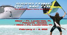 The Official website of 70000TONS OF METAL  - The World's Biggest Heavy Metal Cruise sailing February, 2016.