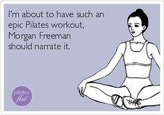 Achieve #Pilates greatness ✊