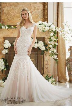 Mori Lee Wedding Dresses Style 2888