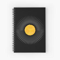 #sun #largeststar #sunrays #hot #weather #earth #thesolarsystem #ozonelayer #yellowandgold #geometric #minimalist #aesthetic #simplistic #pattern #naturelovers #theenvironment #tiktok #visco #giftsandholidays #boho #retro #chic Ozone Layer, Retro Chic, Vignettes, Wands, Spiral, Minimalist, Notebook, Weather, Earth
