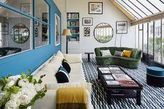 maison et appartement vintage Archives - PLANETE DECO a homes world