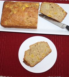 Banana Mango Bread #Recipe - Tasty Tuesday Link Up ~ Planet Weidknecht