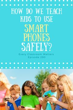 Most students use smartphones with unfiltered access to the Internet. Even worse, many students have no filter when they consider what they should share. Schools and parents need to get smart about how they talk to kids about smartphones. In today's show, we talk with digital citizenship pioneer, Dr. Mike Ribble, about a cutting-edge issue: […]