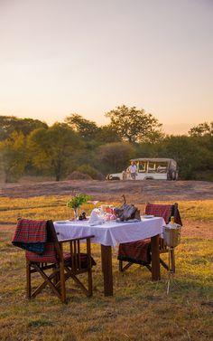 Kusini Safari Camp - Serengeti National Park, Tanzania