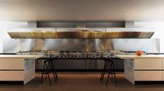 profesional kitchen design by  frankypoernawibowo@gmail.com