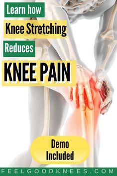 Knee Arthritis Exercises, Knee Strengthening Exercises, Knee Stretches, Stretching Exercises, Knee Pain Relief, Arthritis Pain Relief, Arthritis Remedies, Swollen Knee