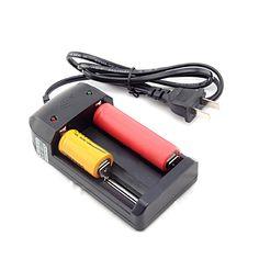 HG-1206Li Intelligent battery charger for 18650/26650