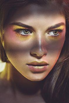 Photographer: Cristhian Letelier  Makeup and Hair: Raúl Flores  Model: Josefa (Elite)  Production: Fran Benavides