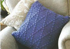Instant Download  PDF Bubble  Pillow Crochet Pattern H23