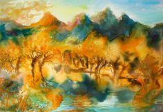 Ivan Dodov, watercolor