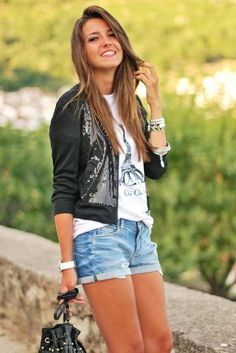 So cute and casual.