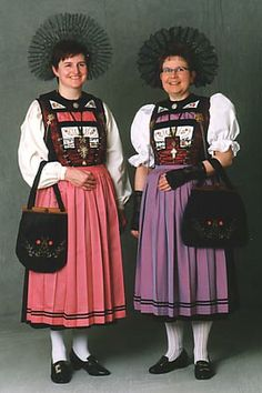 Traditional Costumes for Luzern
