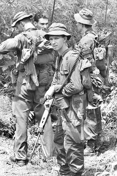 Australia and the Vietnam War | Combat | Battle of Long Tan
