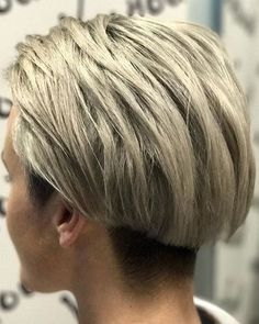 Sharp style by Voodou Ro at button street voodou.co.uk #hairgoals #haircut #shorthair #shorthairstyles