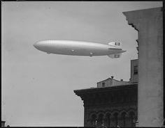 Hindenburg over Boston