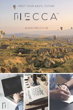 Don't hesitate to create your #dgtl future!  #wearemecca #meccadgtl #digitalagency #mobileapp #website #onlinestore