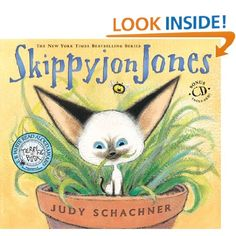 This spicy picture book has won multiple awards including the E.B. White Award for great read alouds.  The main character is a mischievous Siamese cat that thinks he is a Chihuahua. Hilarious. This book contains a few Spanish words, and would be ideal as a mentor text for English vocabulary instruction. (Some novel words include self-respecting, lecture, rifled, incognito, etc.).