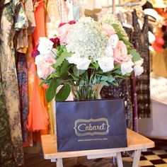 Beautiful #flowers by #emblem #florist #toronto!  Love these ones, they smell amazing! Stop by for a sniff :-) #Padgram