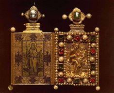 Ювелирное искусство древней Руси.russian jewelry art-1589 year