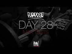 #RELPURPOSE | DAY 28 | MAX TESTS FINALE - Run Everything Labs