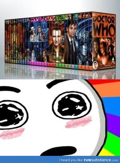 Every whovian's dream #MandraCarlson <-- CHRISTMASSSSSS!!!!!