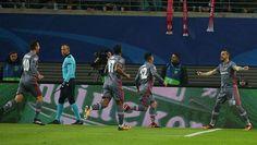 Beşiktaş Şampiyonlar Liginde rekorla turladı