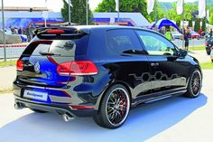 vw photography | From story: VW Golf GTI Black Dynamic at Worthersee [Photo Gallery ...