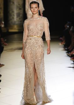 Elie Saab Haute Couture A/W12 Highlights