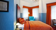 Wine inspired boutique hotel   Hotel Interior Designs