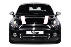New Mini Cooper Hard Top Hood Stripe Decal Kits now available for your 2014-2015 Cooper and Cooper S