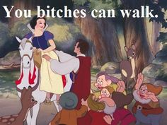 Ghetto Snow White is my favorite. - Imgur