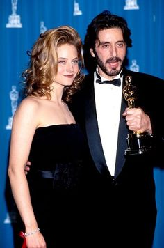 The Oscars 1993 | Al Pacino | Jodie Foster