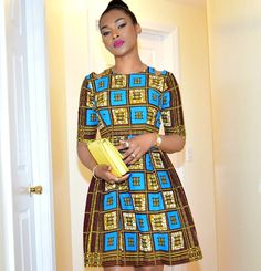 When it comes to Ankara style looks, we've got you covered….as always! In this style feature, you will see how Ankara is used as Aso-Ebi. Ankara can be rocked to any occasion and if you've been thinking of choosing Ankara print for an upcoming event, you will be surely inspired by this superb feature put …