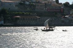 Já fui barco ... já fui remo! ... // Regata de barcos rabelo na foz do rio Douro (Porto e Vila Nova de Gaia). 2008 junho // Fto Olh 01 060 já fui barco! ... 20080824 0528