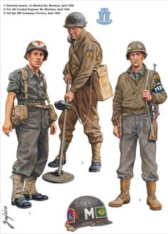 The Brazilian Expeditionary Force