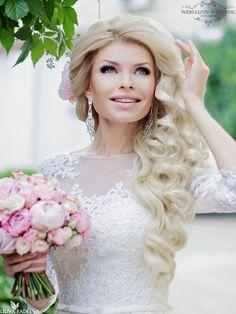 Свадебные прически и макияж. Лучшие стилисты Москвы.