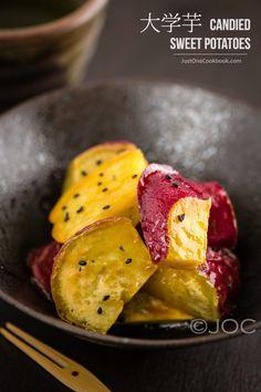 Candied Sweet Potatoes (Daigaku Imo) | Easy Japanese Recipes at JustOneCookbook.com
