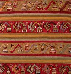 Textileria de la Cultura Chancay - HISTORIA DEL PERÚ