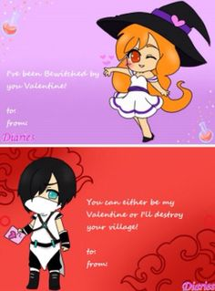 Happy Valentines everyone!#YES I WILL BE YOUR VALENTINES ZANE!!!! ;3