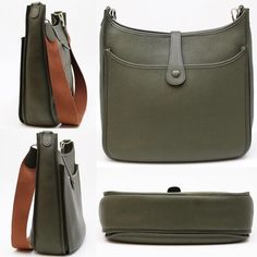 "NOT AVAILABLE ANYMORE Hermes EVELYN gm size """"NOT AVAILABLE ANYMORE """""" Hermes Bags"