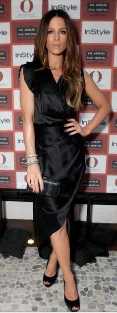 Kate Beckinsale: Shoes - Salvatore Ferragamo