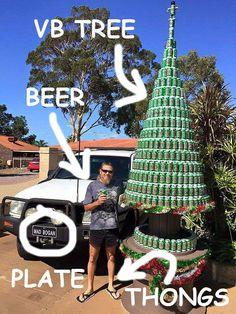 Merry Pissmas, Xmas in Australia