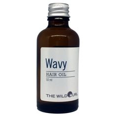 Hair Oil | Natural products for curly hair by The Wild Curl
