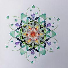 mandalada: Greater is coming! Mandala Stencils, Mandala Painting, Mandala Drawing, Mandala Art, Geometric Drawing, Geometric Mandala, Orca Tattoo, Hamsa Tattoo, Sacred Geometry Tattoo